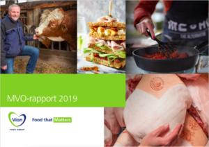 Vion MVO jaarverslag 2019